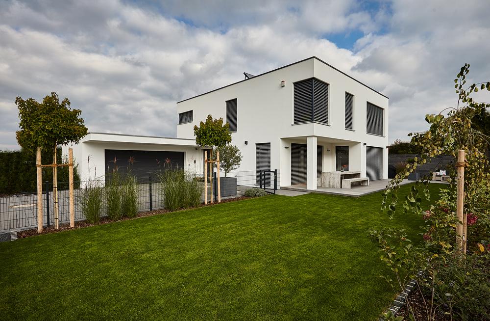 Gartengestaltung, Einfamilienhaus, BSP, B+S+P, Pollenfeld, Eichstätt