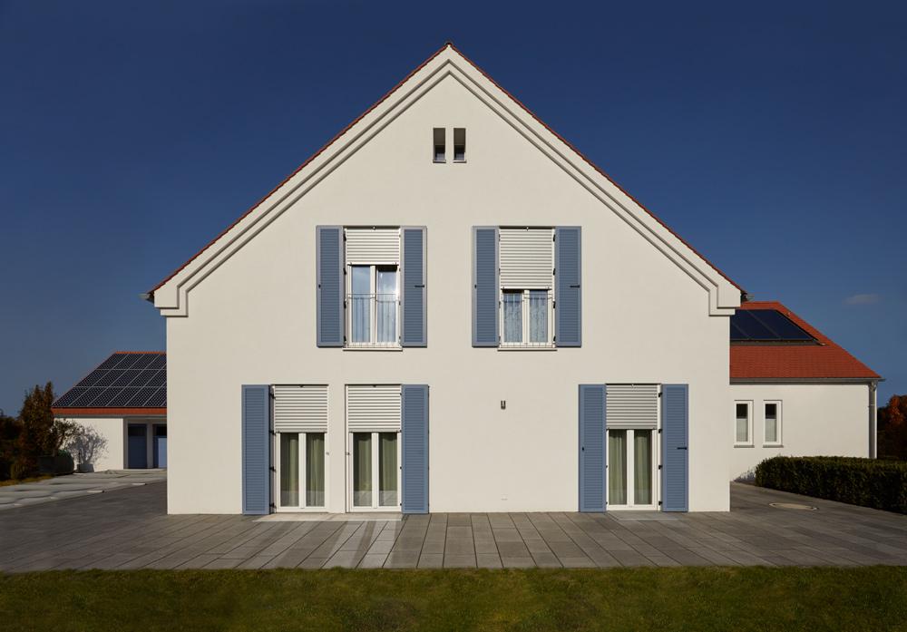 BSP, Bau, Bauträger, Einfamilienhaus
