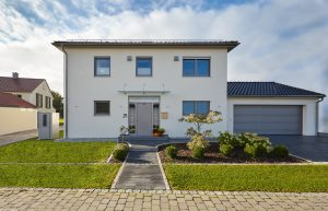 Einfamilienhaus, Gartengestaltung, Bauträger, BSP, B+S+P, Pollenfeld, Eichstätt
