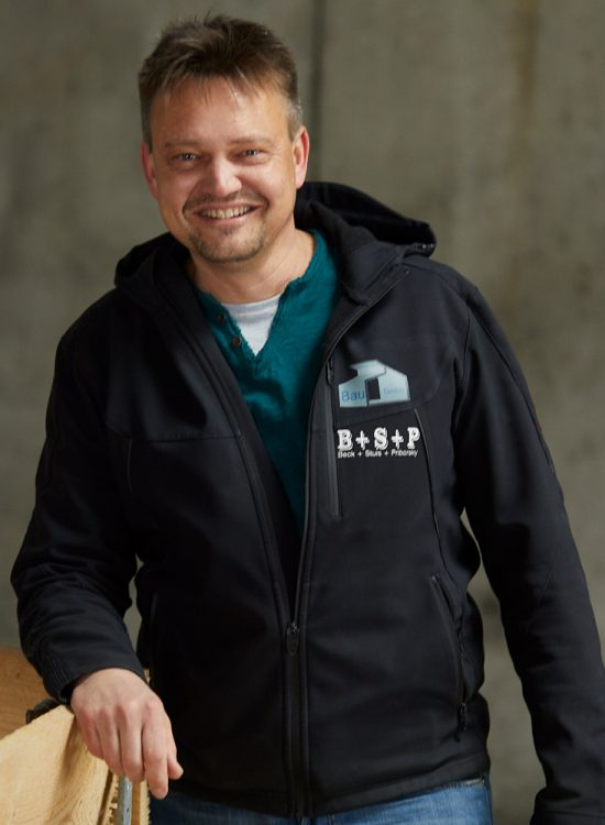 Geschäftsführer der B+S+P Bau GmbH, Bauleiter, Bauleitplanung